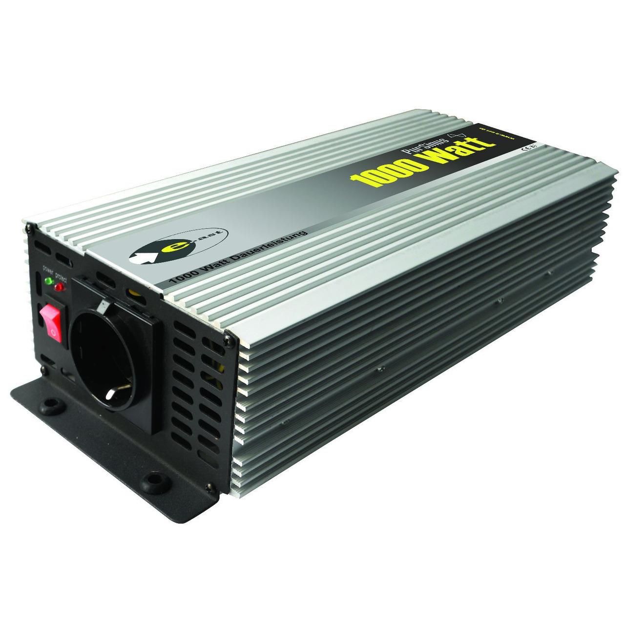 heicko Sinus - Wechselrichter HighPowerSinus HPLS1000-12 12V- 1000 VA
