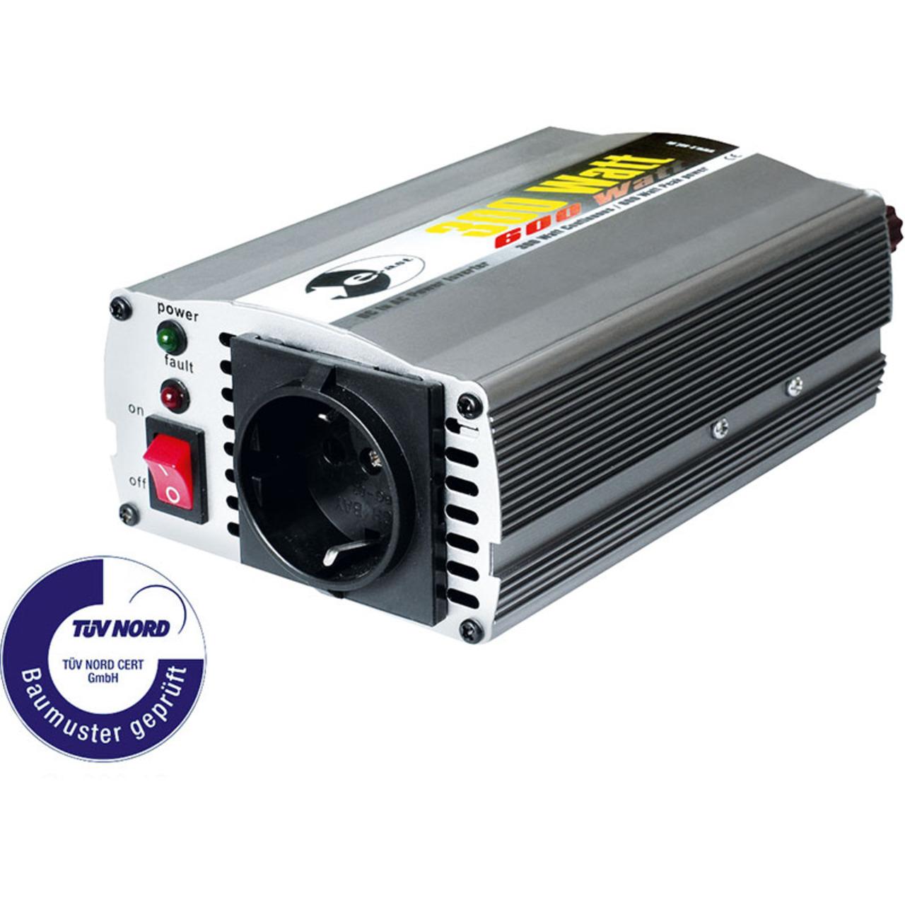 heicko Wechselrichter ClassicPower CL300-12 12V- 300 VA