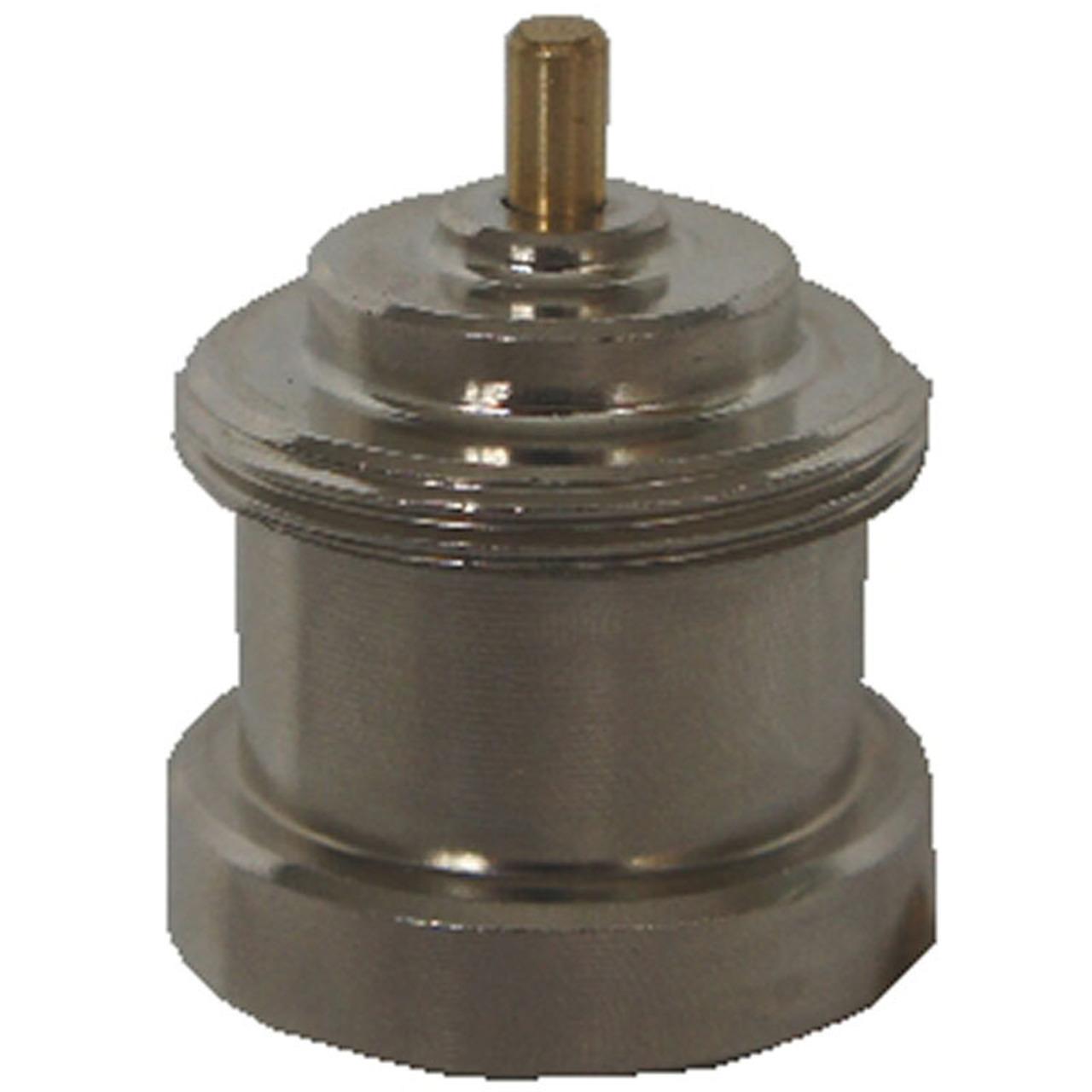 Heizungsventiladapter für Comap M28 x 1-5 (Messing)