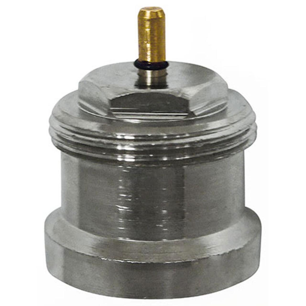 Heizungsventiladapter für Oventrop M30 x 1-0 (Messing)