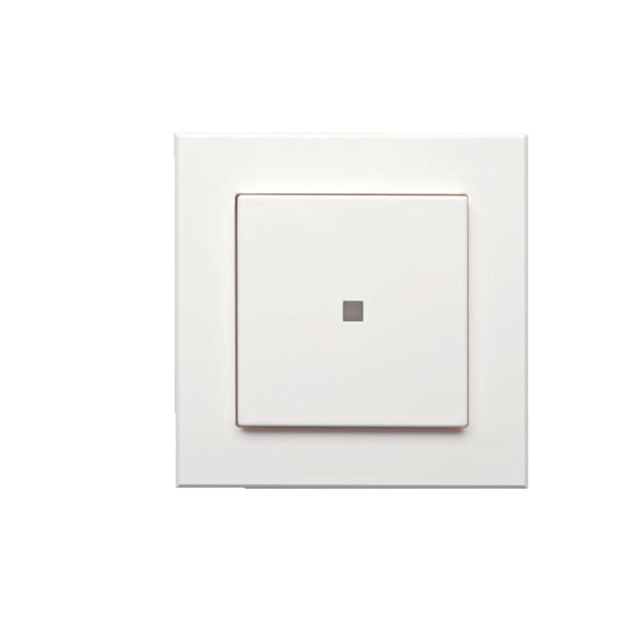 Homematic Funk-Wandtaster 2fach HM-PB-2-WM55-2 fund-252 r Smart Home - Hausautomation