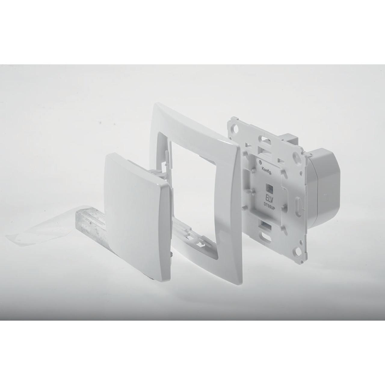 Homematic Installations-Set fund-252 r Unterputzaktoren: KOPP-Installationsadapter- KOPP HK05