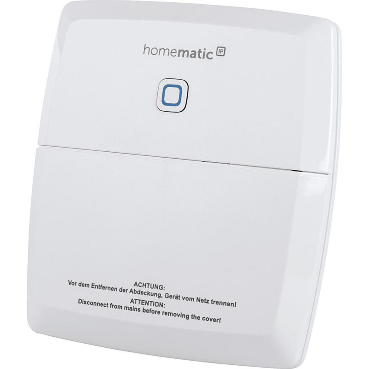 Homematic IP 2-fach Schaltaktor HmIP-WHS2 für Heizungsanlagen