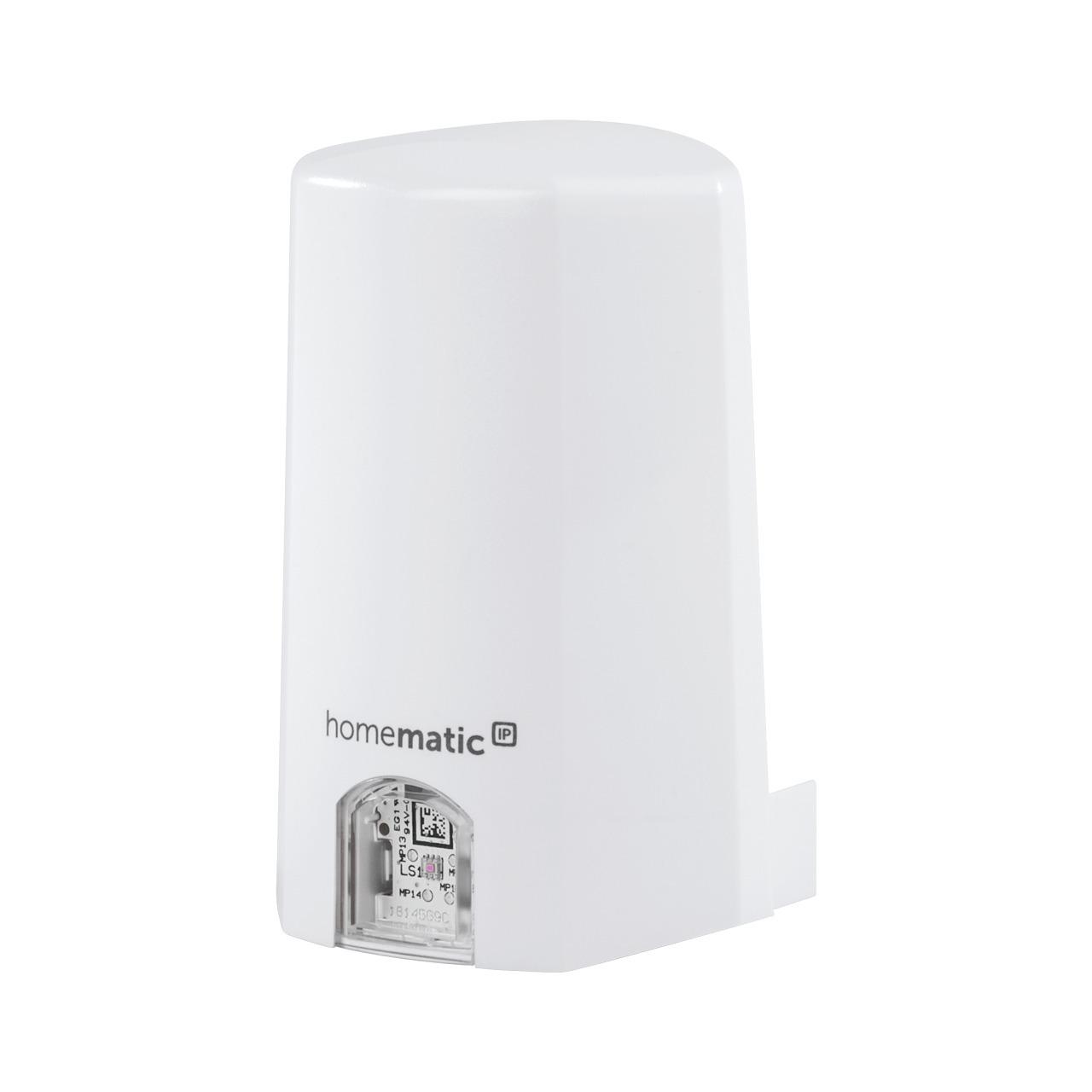 Homematic IP Lichtsensor HmIP-SLO - aussen- Fertiggerät