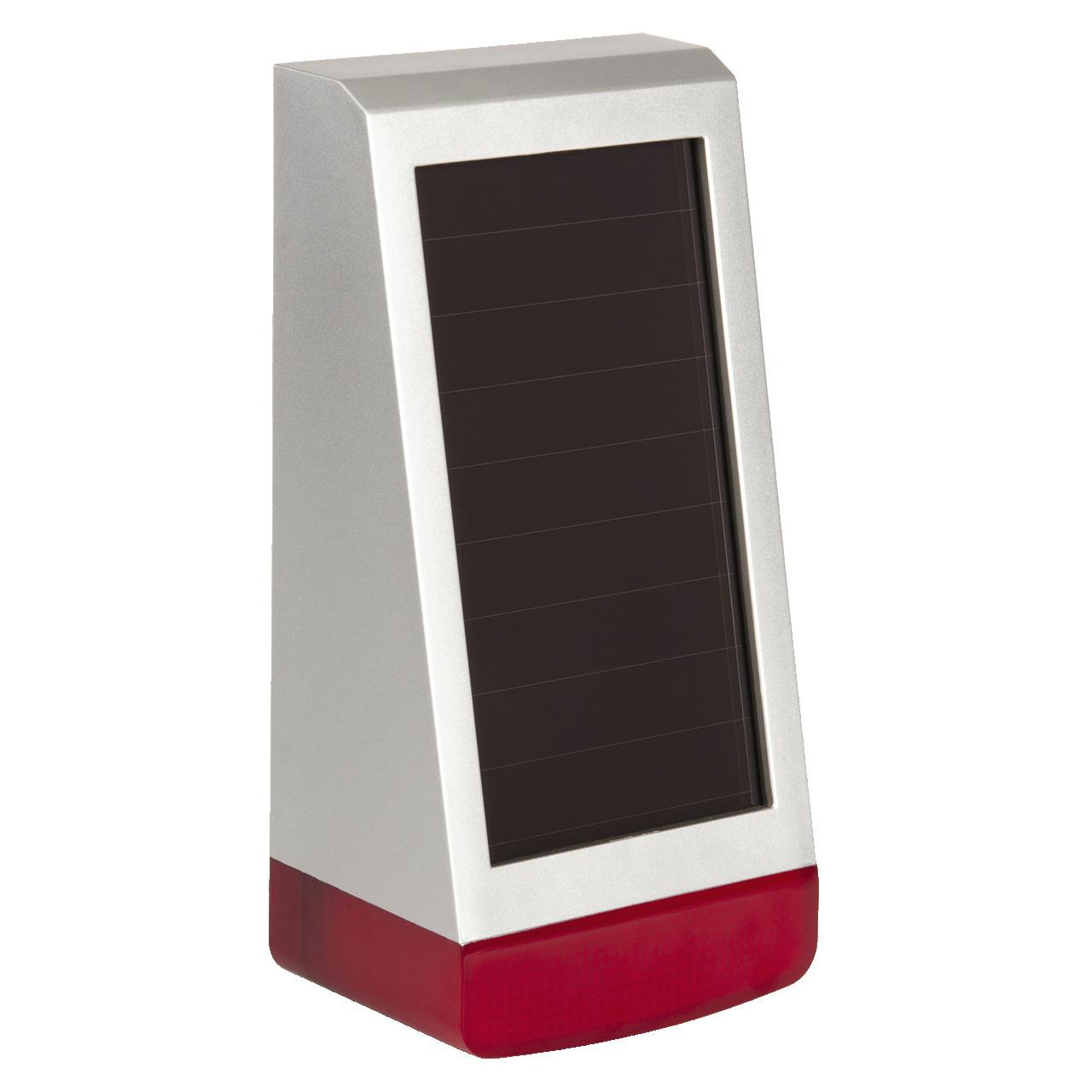 Homematic IP Smart Home Alarmsirene HmIP-ASIR-O- Aussen- IP44- solarbetrieben