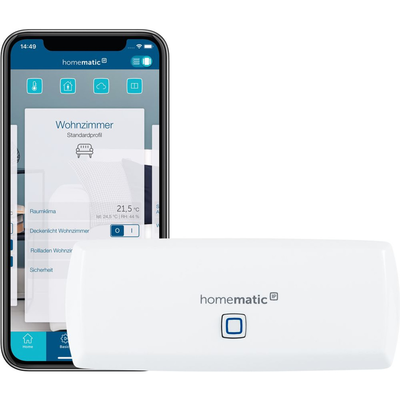 Homematic IP Smart Home WLAN Access Point HmIP-WLAN-HAP