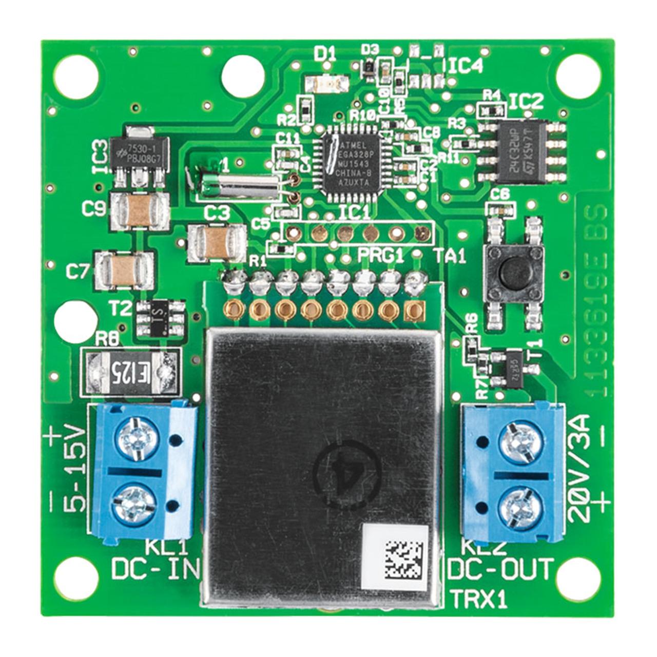 Homematic Schaltaktor für Batteriebetrieb HM-LC-Sw1-Ba-PCB für Smart Home - Hausautomation