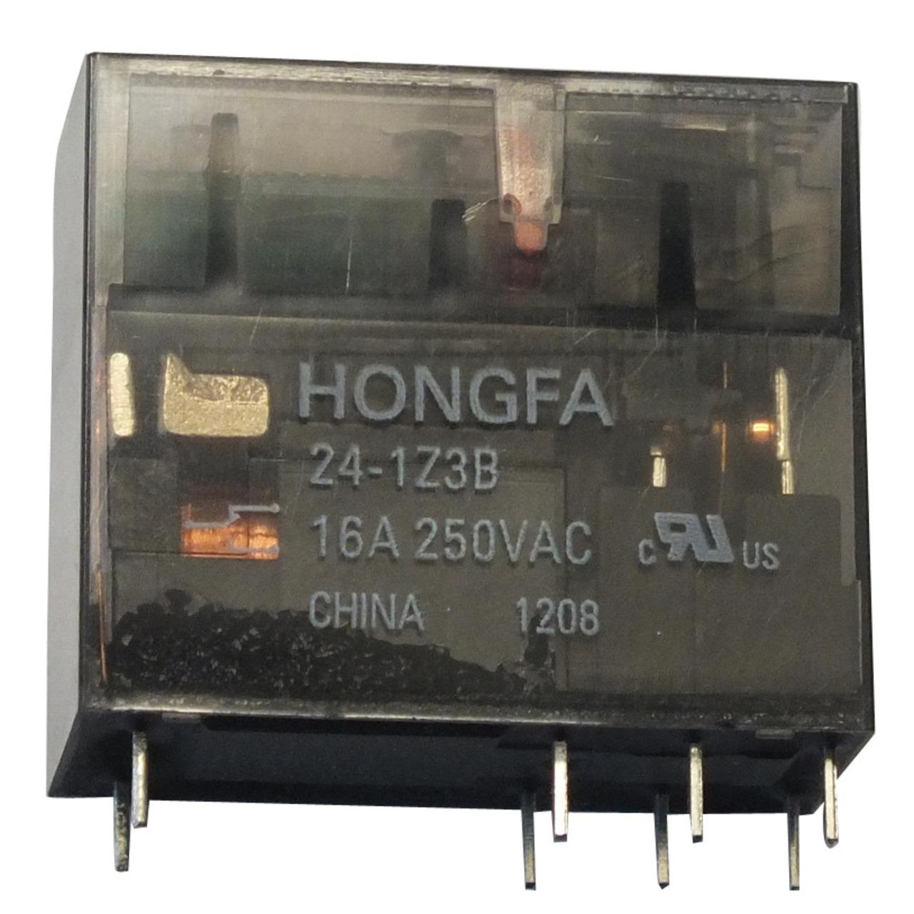 HONGFA Relais- 230 V- 1 謋fner-Schliesser- HF115FP-A230-1Z3B