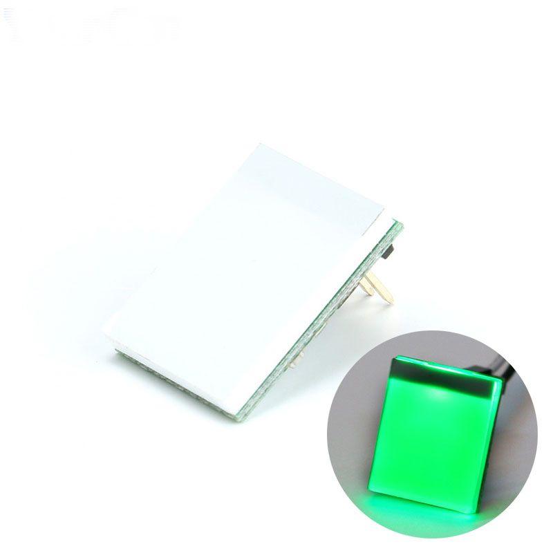 HTTM kapazitiver Touch-Schalter Grün