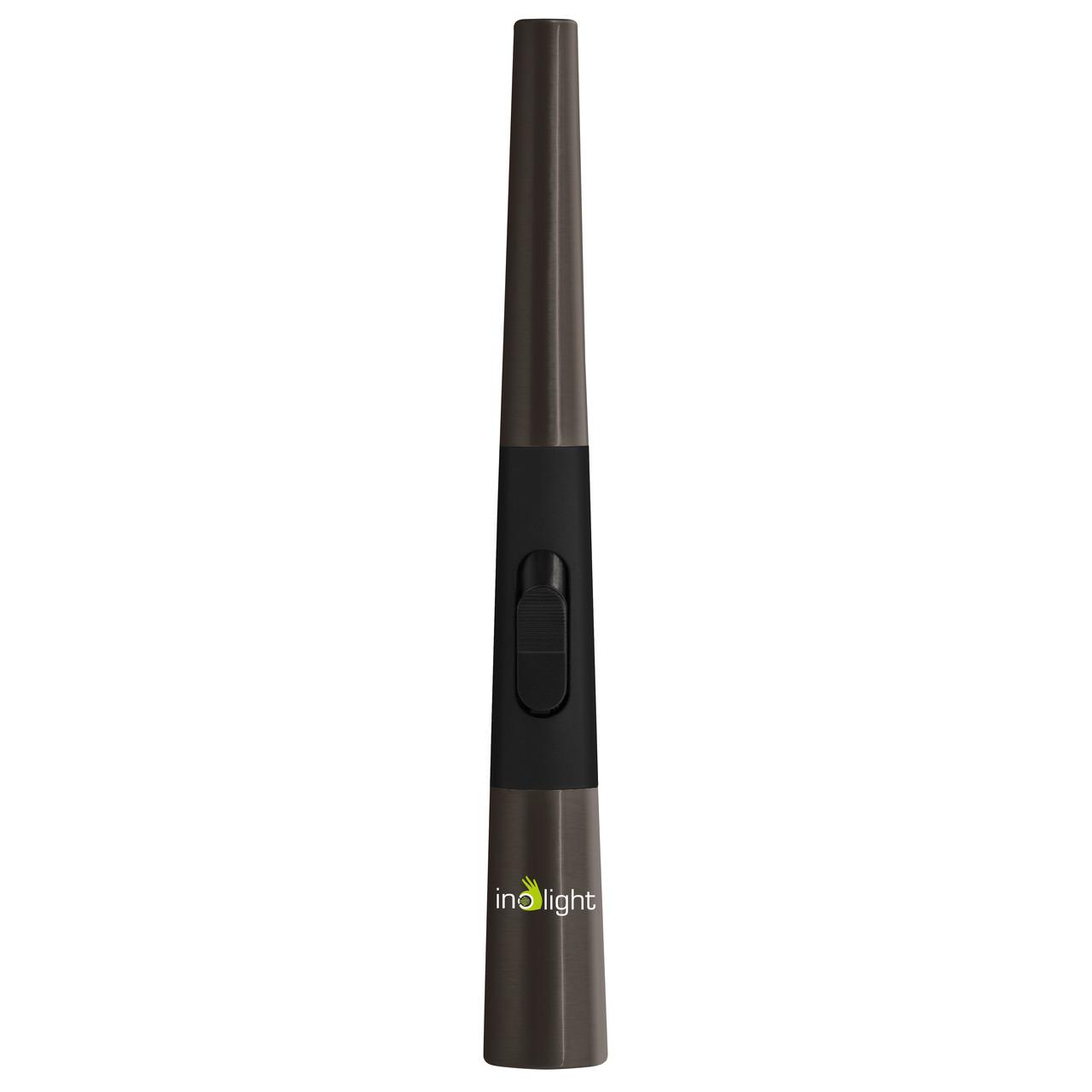 inolight Lichtbogen-Stabfeuerzeug CL3- integrierte Sicherheitsabschaltung- Akku- Metallgehäuse