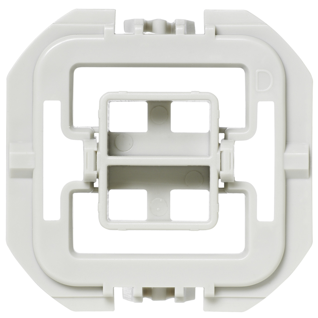 Installationsadapter für Düwi-Popp-Schalter- 3er-Set für Smart Home - Hausautomation