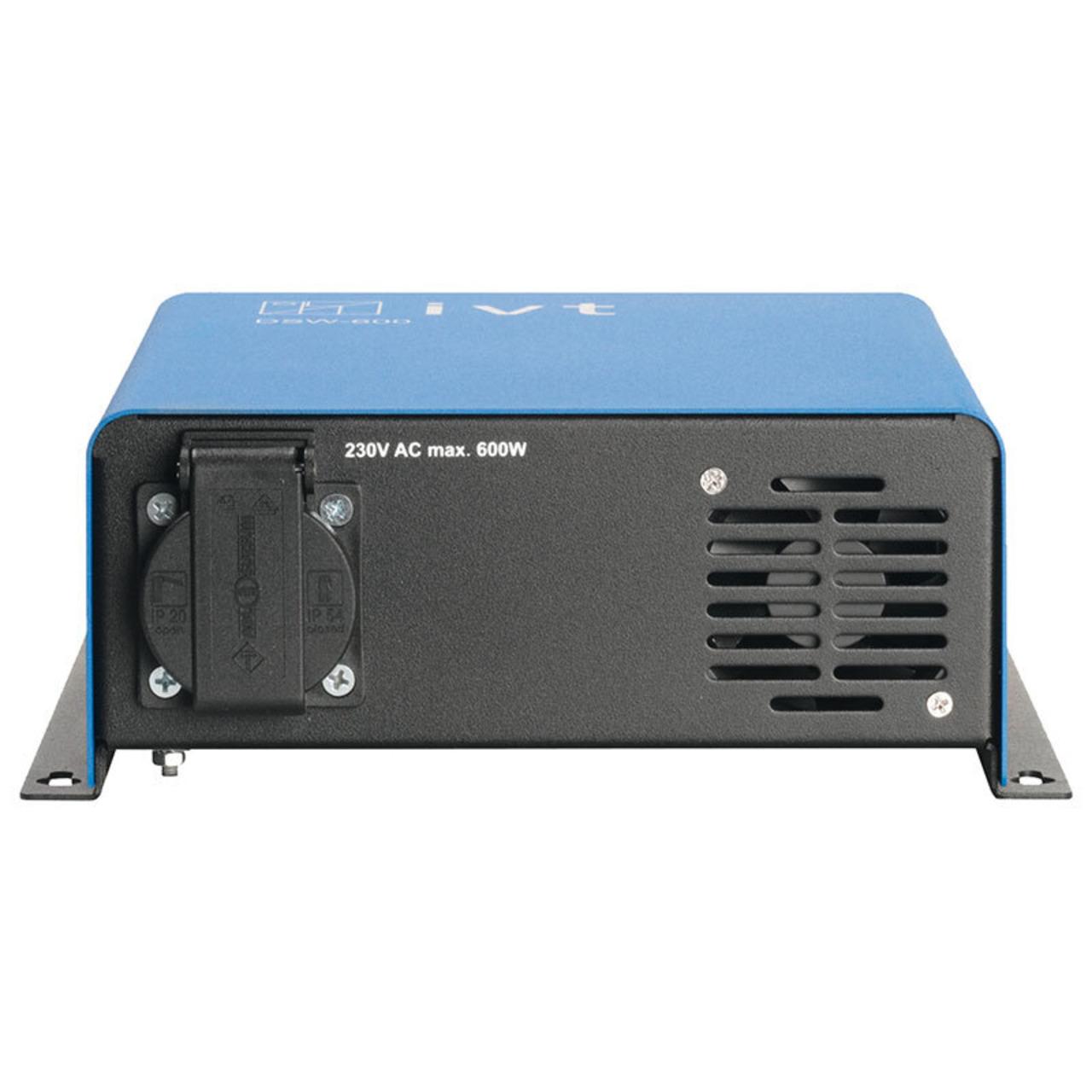 IVT Digitaler Sinus Wechselrichter DSW-600-12 V- 600VA