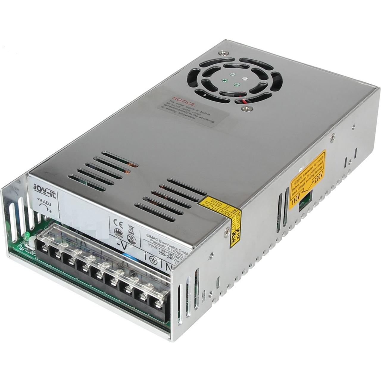 Joy-IT Industrienetzteil für das JT-RD6012- JT-RD6012-NT mit 65 V-12 A- max- 780 W