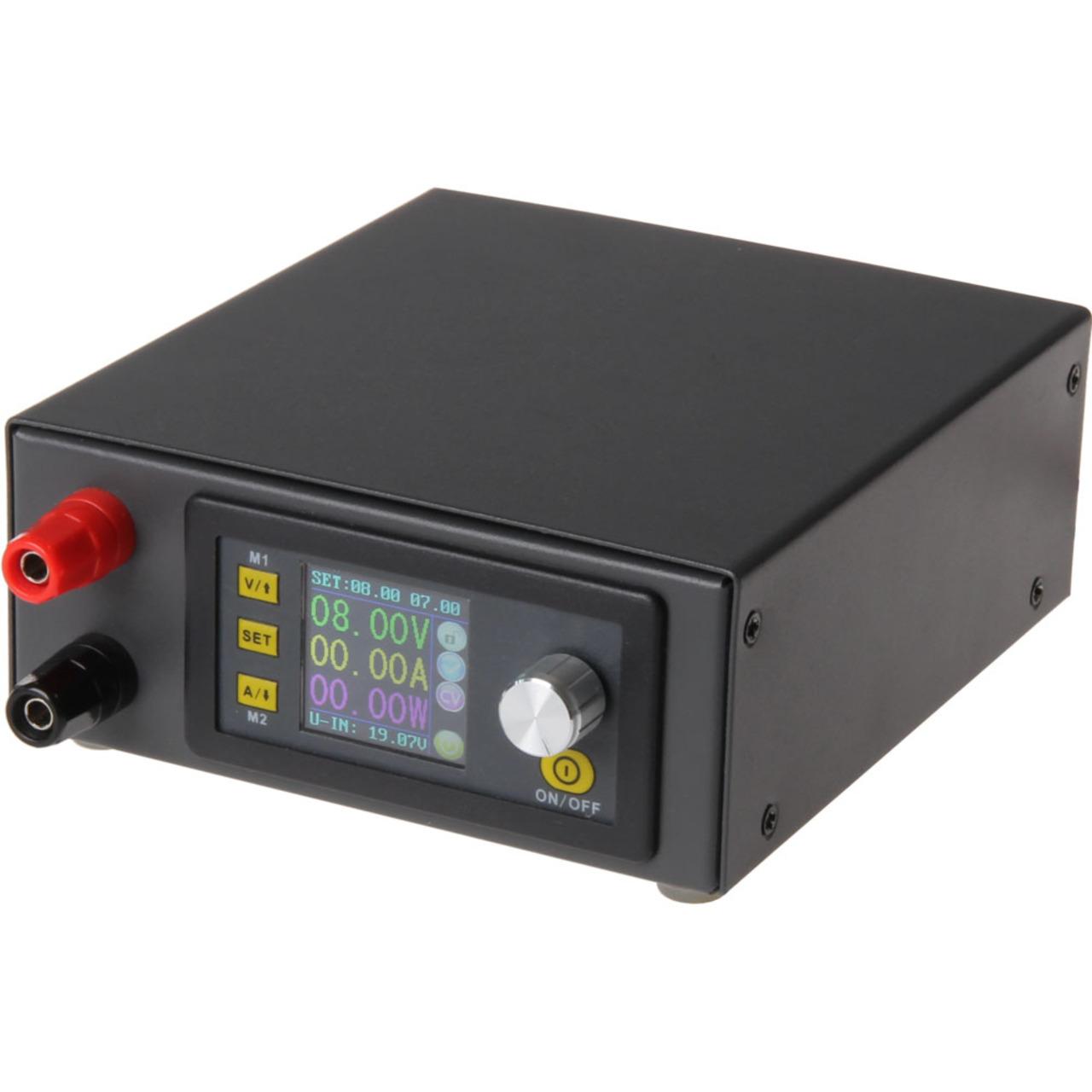 JOY-iT Metallgehund-228 use fund-252 r JT-DPS5005 und JT-DPS5015