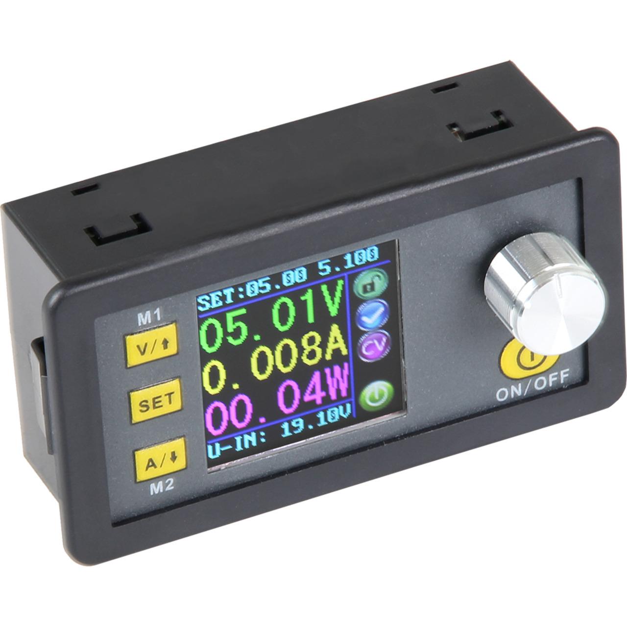 Joy-IT Programmierbares Labornetzgerund-228 t JT-DPH5005- 0-50 V-0-5 A- max- 250 W