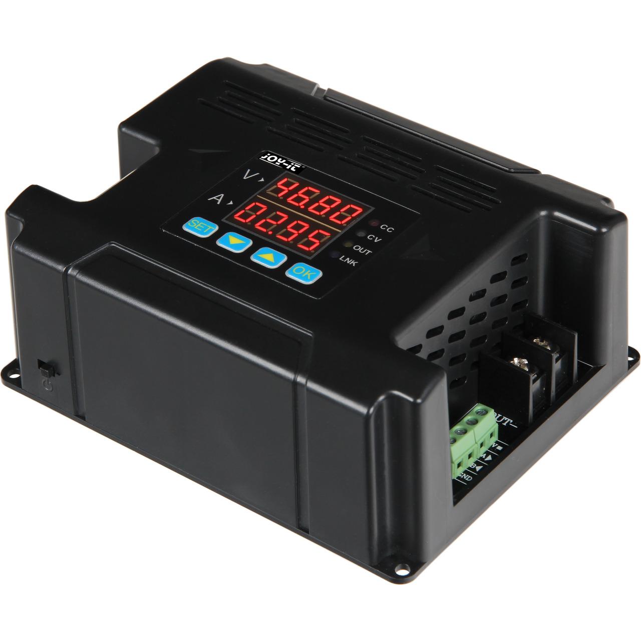 Joy-IT-programmierbares Labornetzgerund-228 t JT-DPM8624- 0-60 V-0-24 A- max- 1440 W