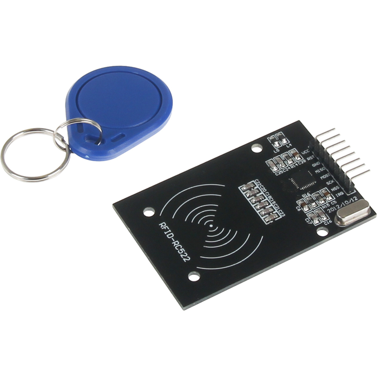 JOY-iT RFID Modul basierend auf NXP MFRC-522- für Raspberry Pi und Arduino