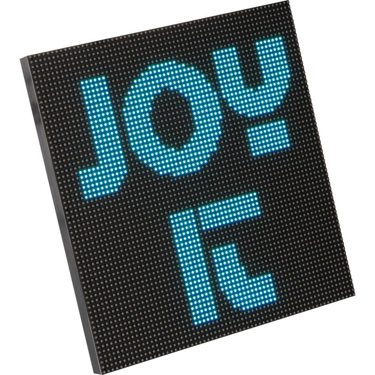 Joy-IT RGB-LED-Matrix-Modul 64x64 fund-252 r Raspberry Pi- Arduino- Banana Pi- mirco:bit