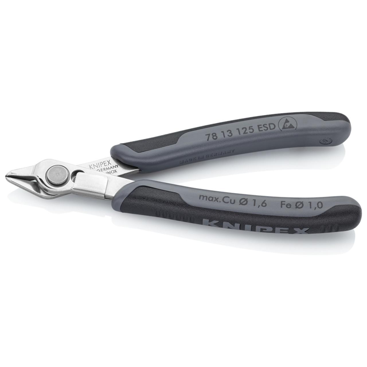 Knipex Super Knips ESD Seitenschneider