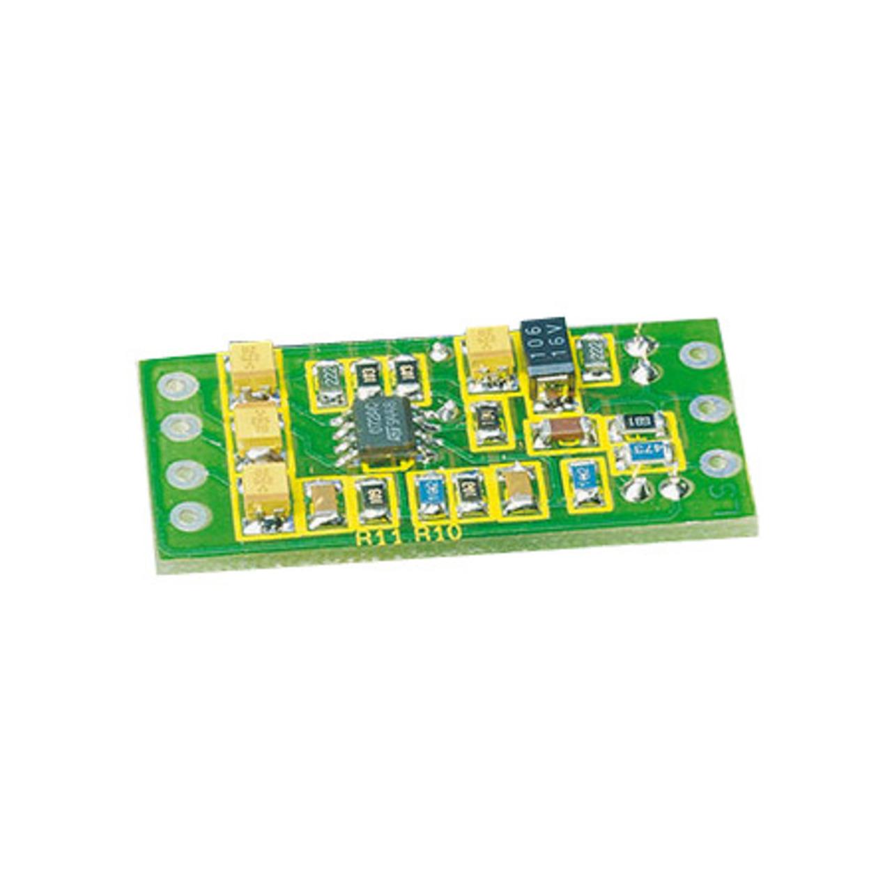 Komplettbausatz SMD-Mikrofonvorverstärker
