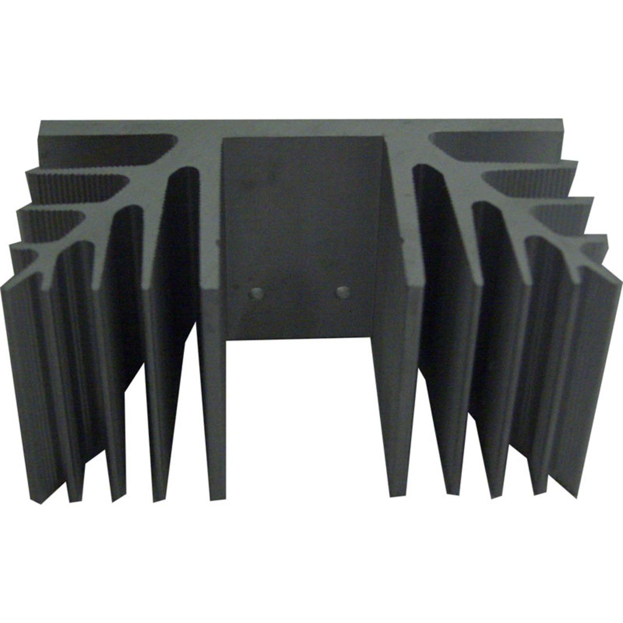Kühlkörper SK88 (gebohrt)- 1-4 K-W