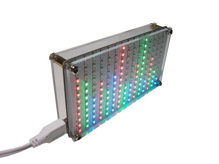 LED Musik-Ton-Spektrum Anzeige Bausatz