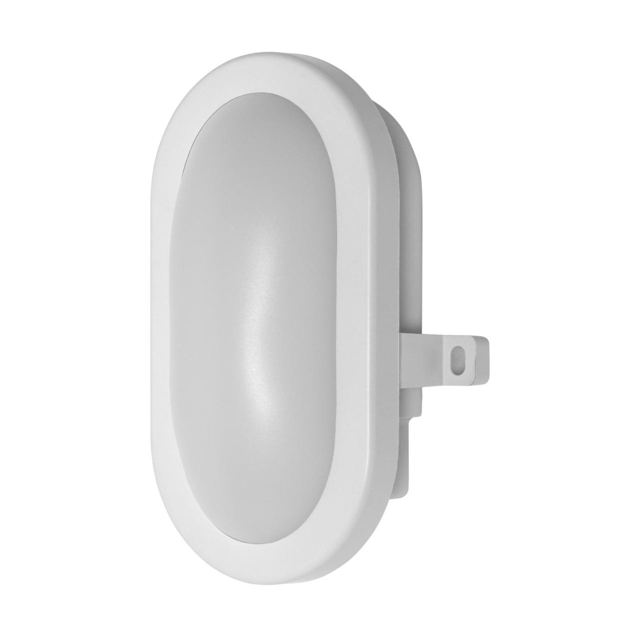 Ledvance 5-5-W-Wand-Deckenleuchte BULKHEAD- weiss- 450 lm- kaltweiss- IP54
