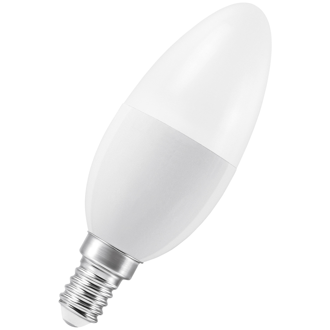 Ledvance SMART+ 6-W-LED-Kerzenlampe E14- dimmbar- ZigBee- Sprachsteuerung mund-246 glich