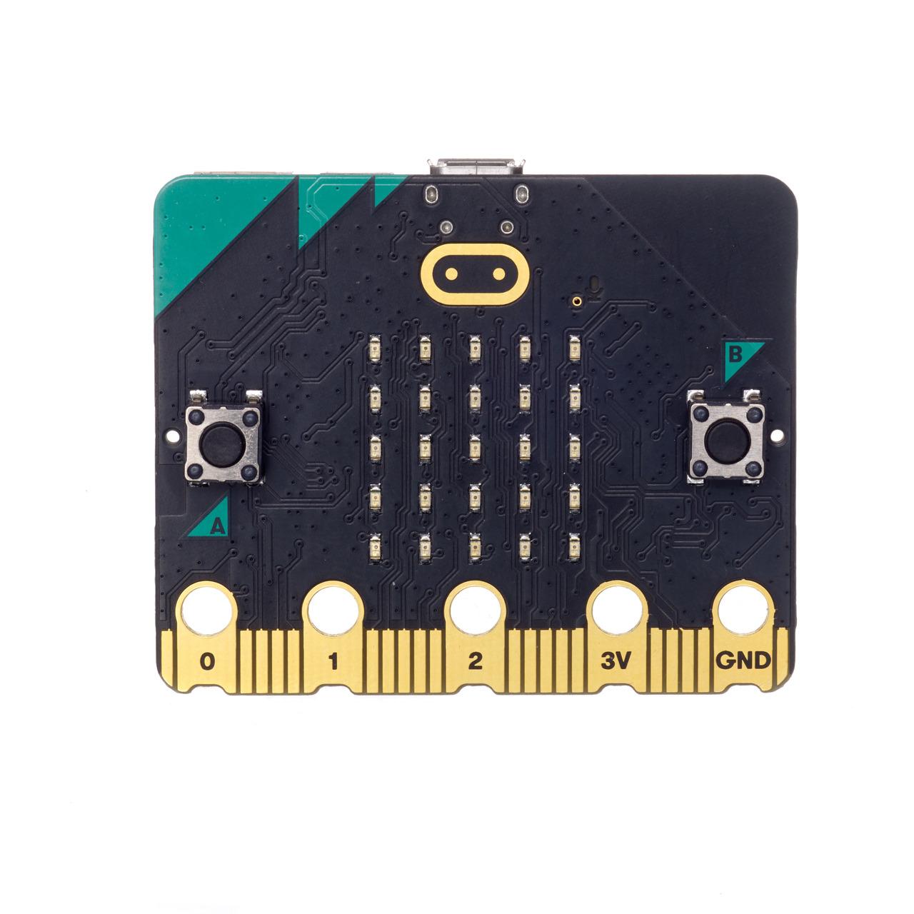 Lerncomputer BBC micro:bit v2- Einplatinencomputer