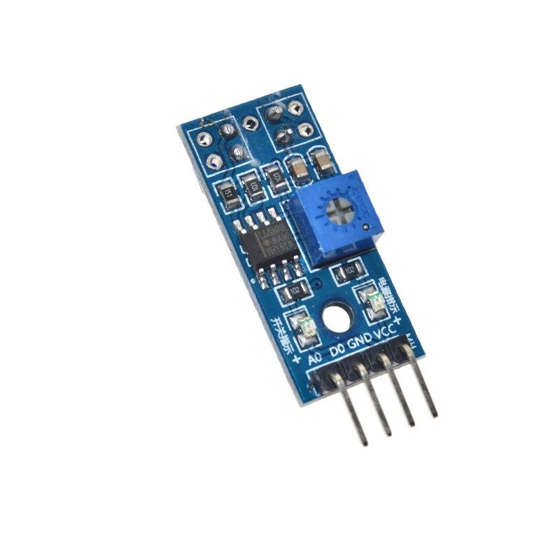 Line Follower IR Sensor TCRT5000 für Arduino