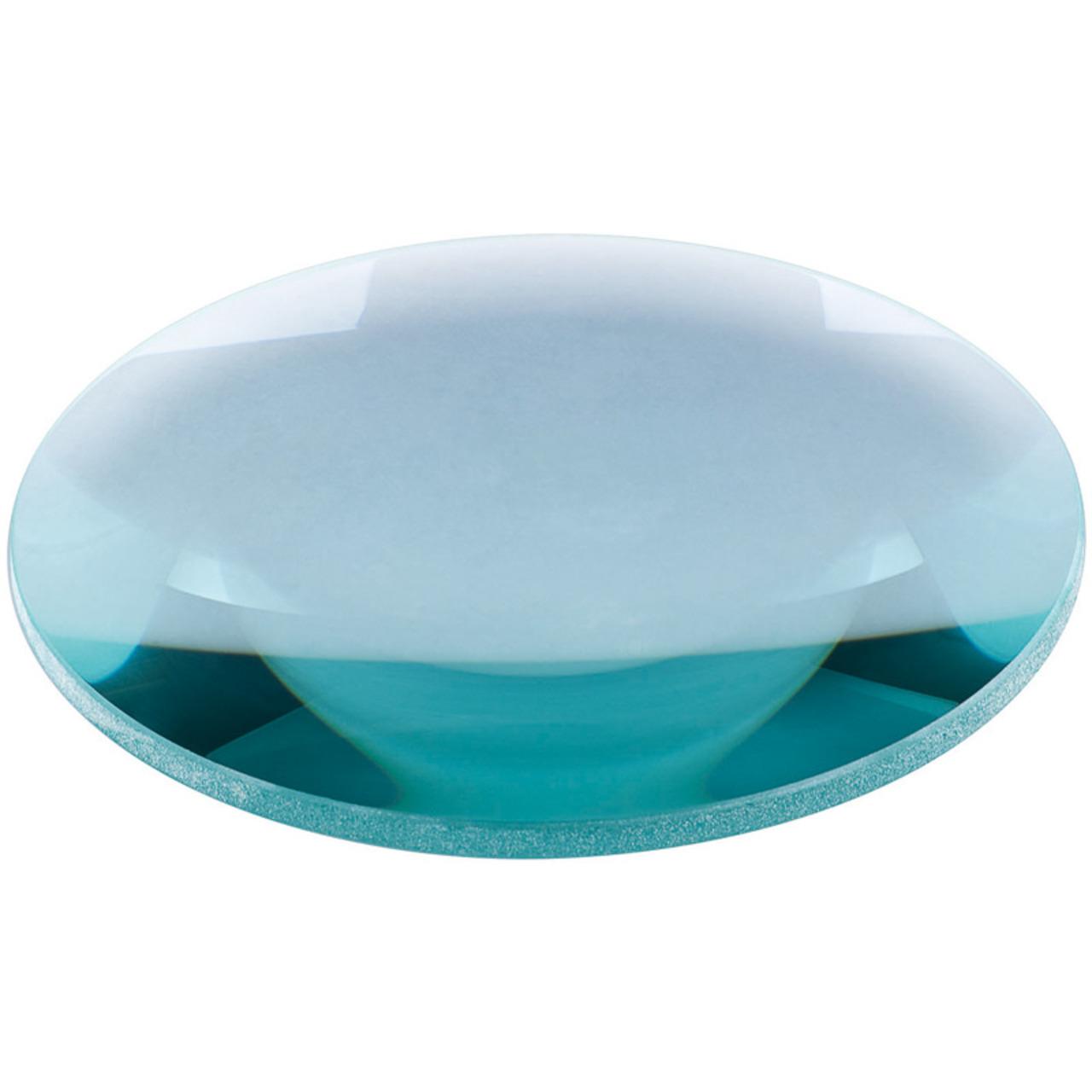 Linse für Lupenleuchte- 2-25-fache Vergrösserung- - 127 mm- Echtglas