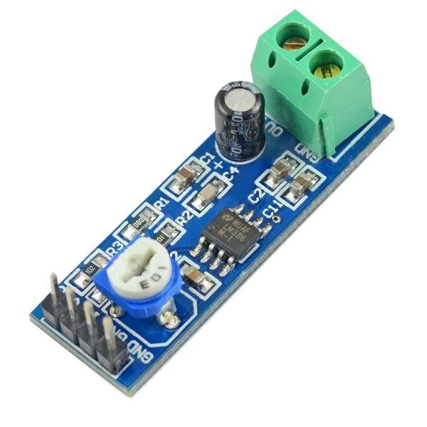 LM386 Audio Verstärkermodul für Arduino- Raspberry Pi-  Atmel AVR
