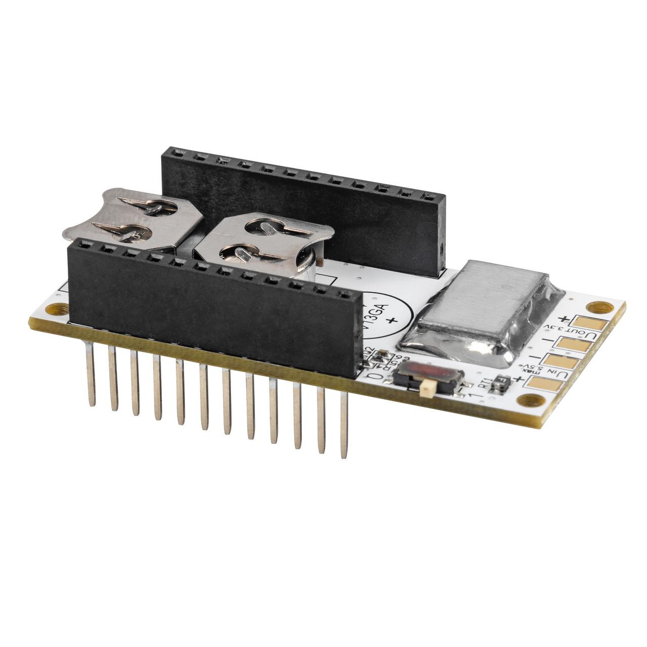 LoRIS ARR-Bausatz LR44-Powermodul LoRIS-Buttoncell- LoRIS-PM-BC