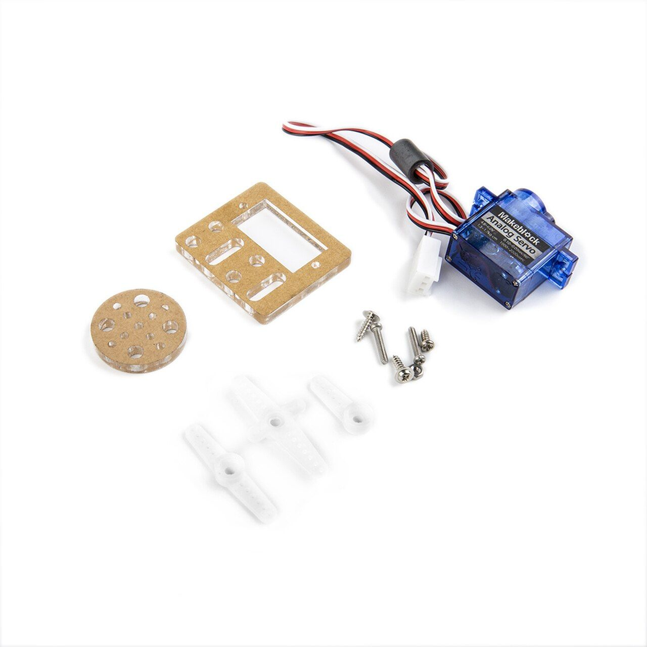 Makeblock 9g Micro Servo Robot pack