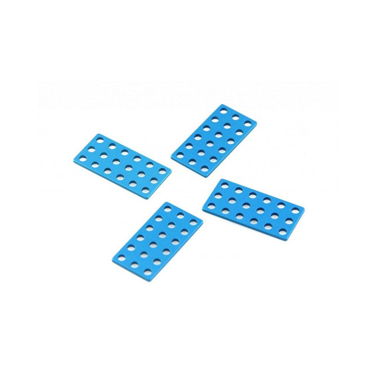 Makeblock Plate 3-6-Blue(4-Pack)