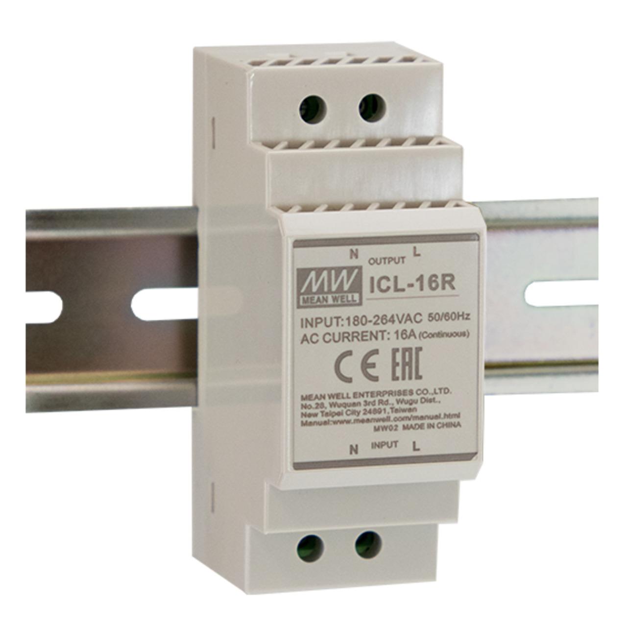 Mean Well Einschaltstrombegrenzer ICL-16R- 230 VAC
