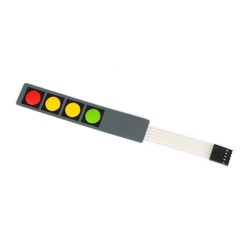 Membran Keypad 4 Tasten