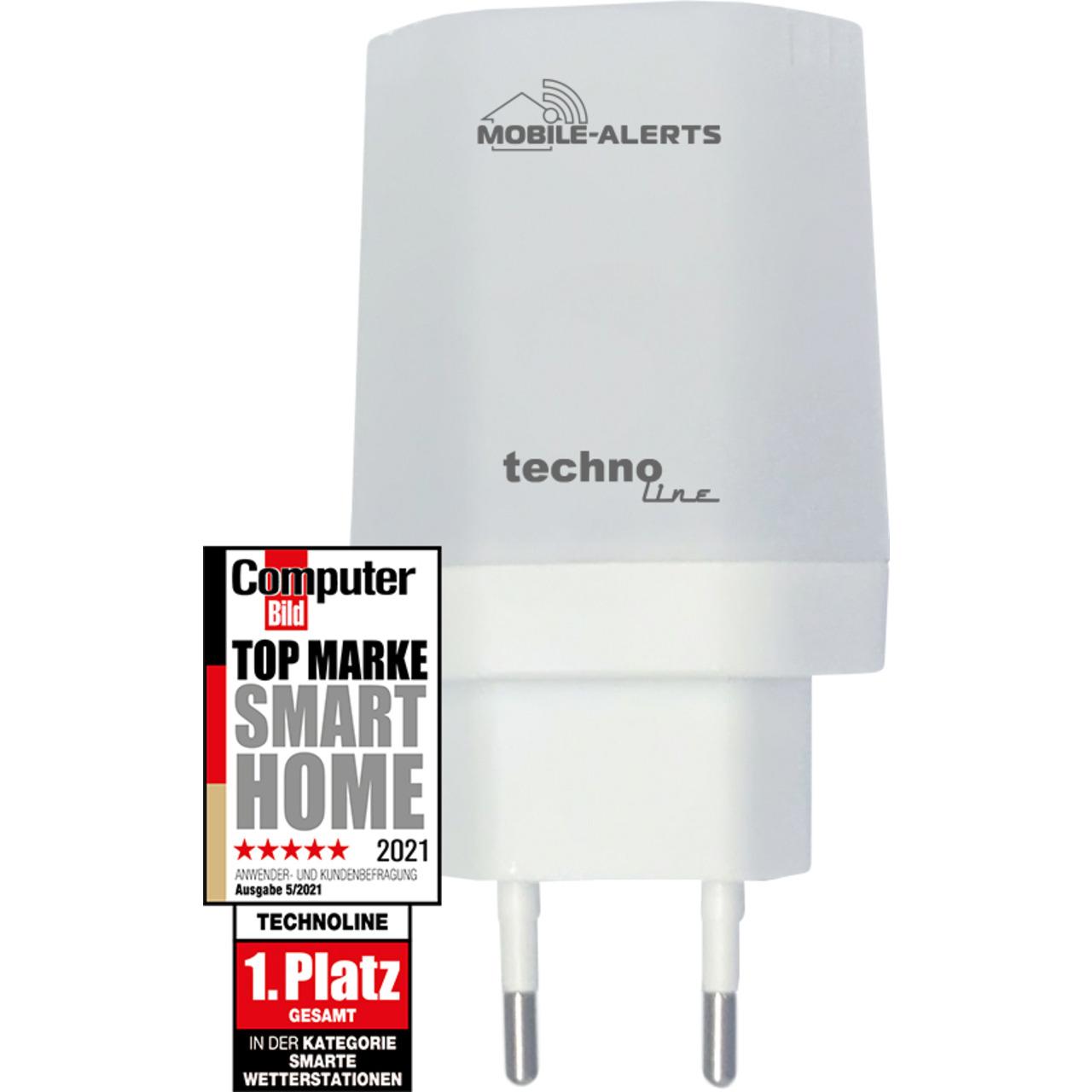 Mobile Alerts Spannungsund-252 berwachungssensor MA10870