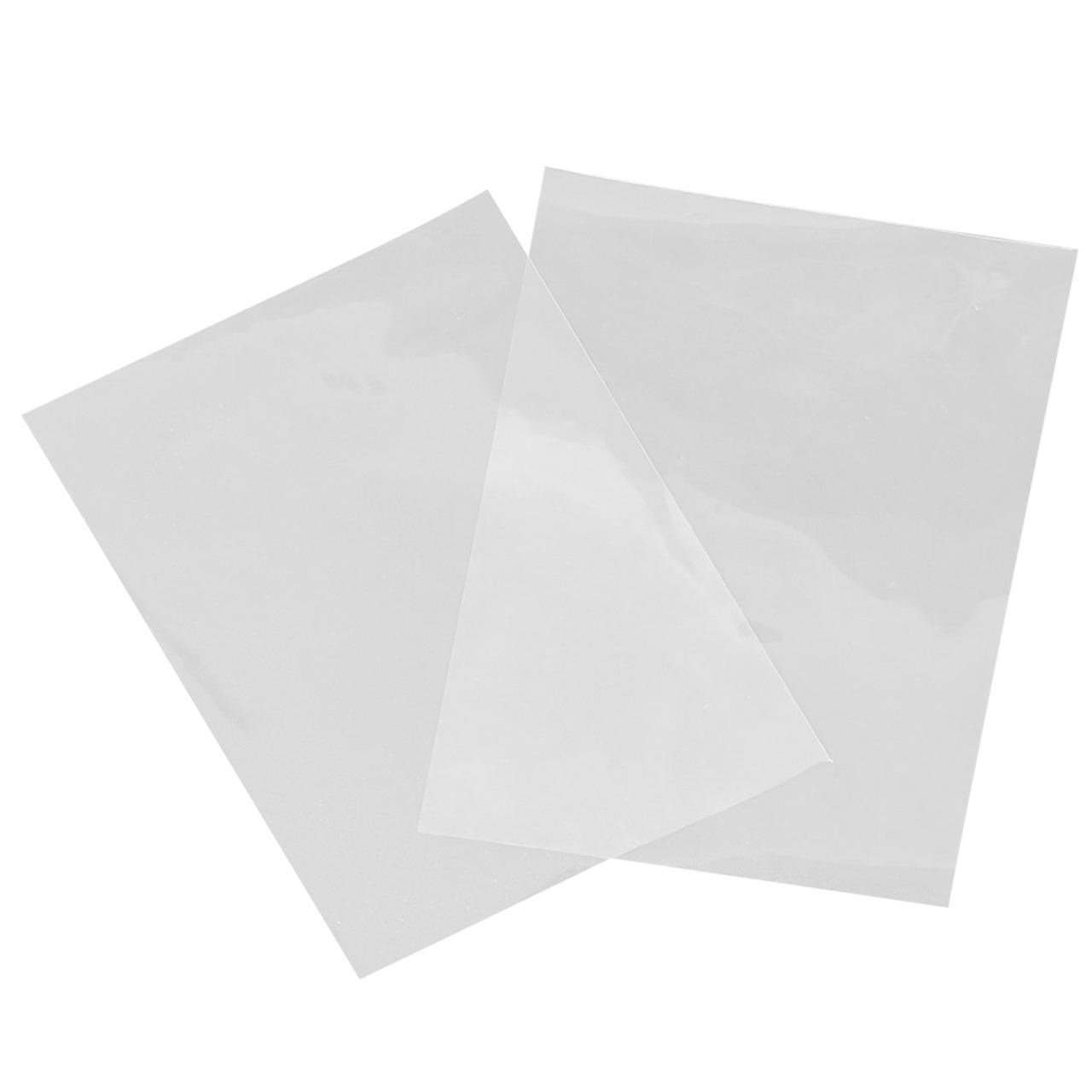 Monoprice Ersatz-Zubehör-FEP-Folie für Mini-SLA-LCD-3D-Drucker MP Mini SLA- 2er-Pack