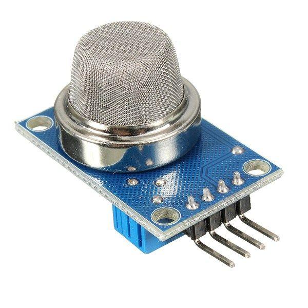 MQ-135 Sensor für Luftqualität- Benzon- Alkohol- Rauch