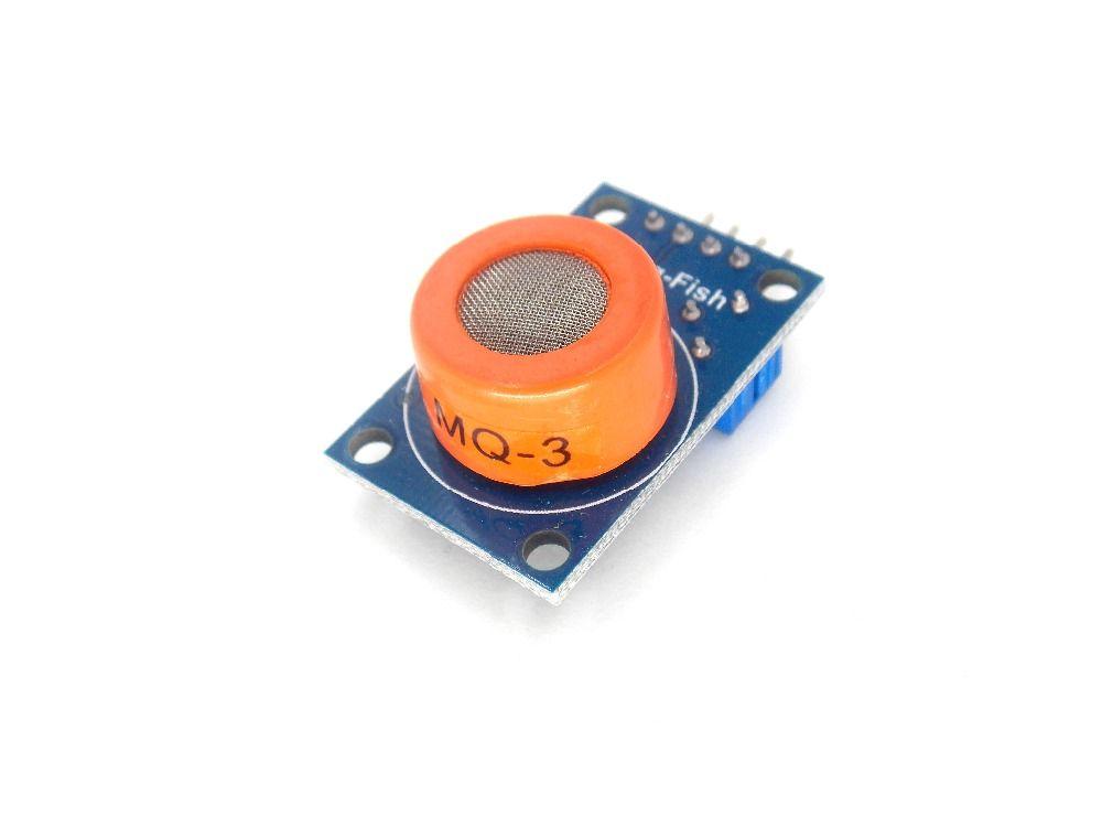 MQ-3 Alkohol Ethanol Sensor