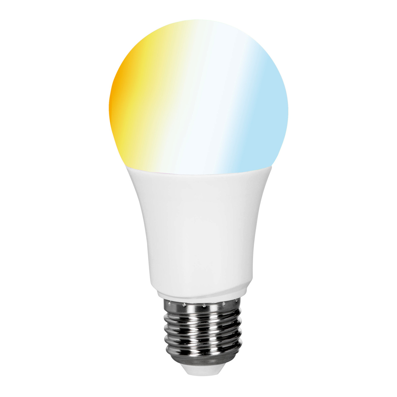 Müller Licht tint 9-W-LED-Lampe E27- Farbtemperatur einstellbar- dimmbar (Zigbee)