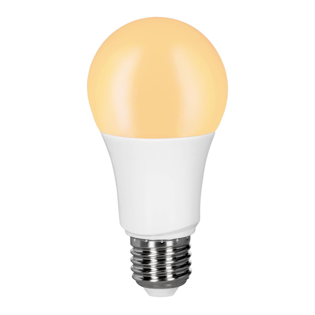 Müller Licht tint 9-W-LED-Lampe E27- warmweiss- dimmbar (Zigbee)