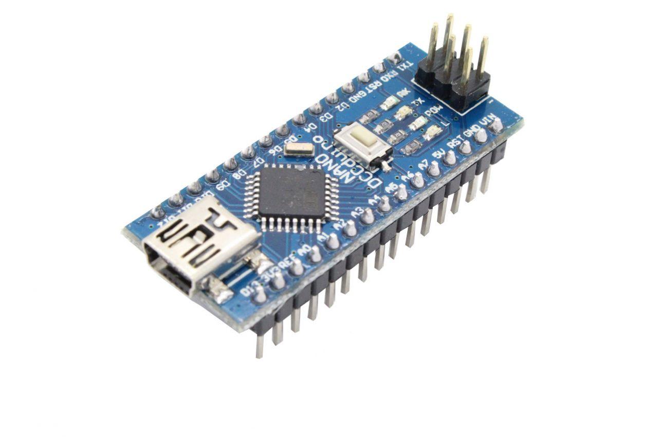 Nano Mega328P V3-0 USB CH340G Modul