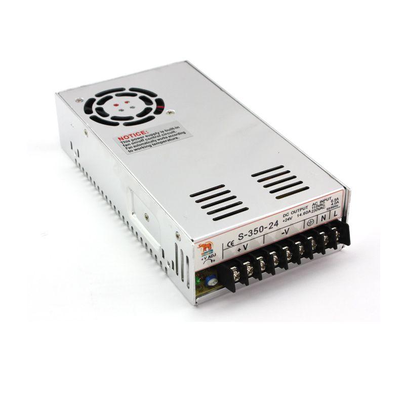 Netzteil 24V 14-6A 350W für 3D-Drucker - CNC-Maschinen