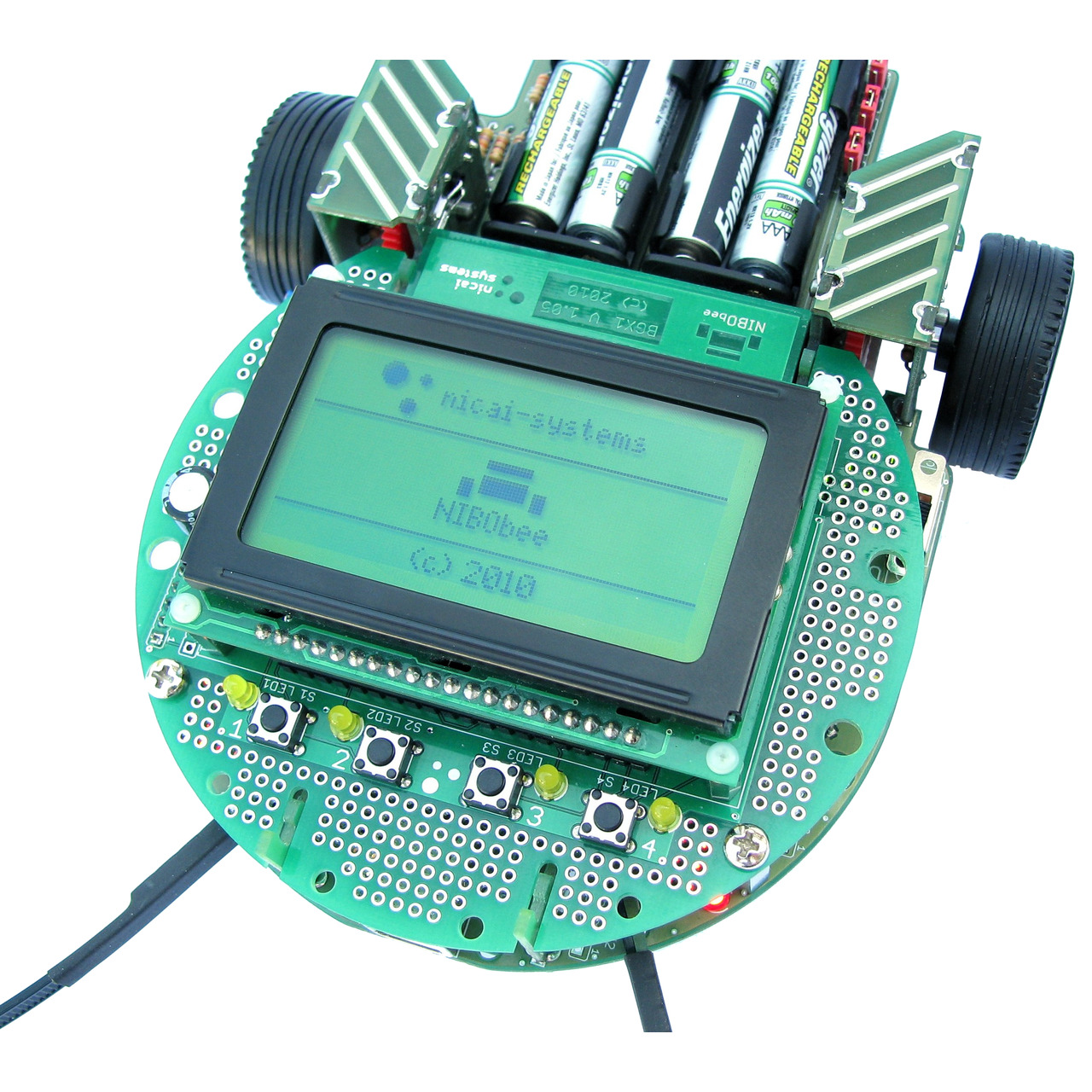 nicai systems Grafik-Display BGX1 Erweiterung fund-252 r NIBObee