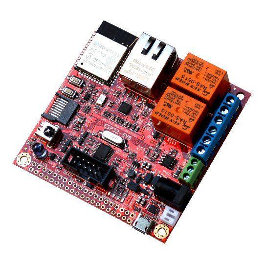 Olimex ESP32-EVB IoT Entwicklungsboard