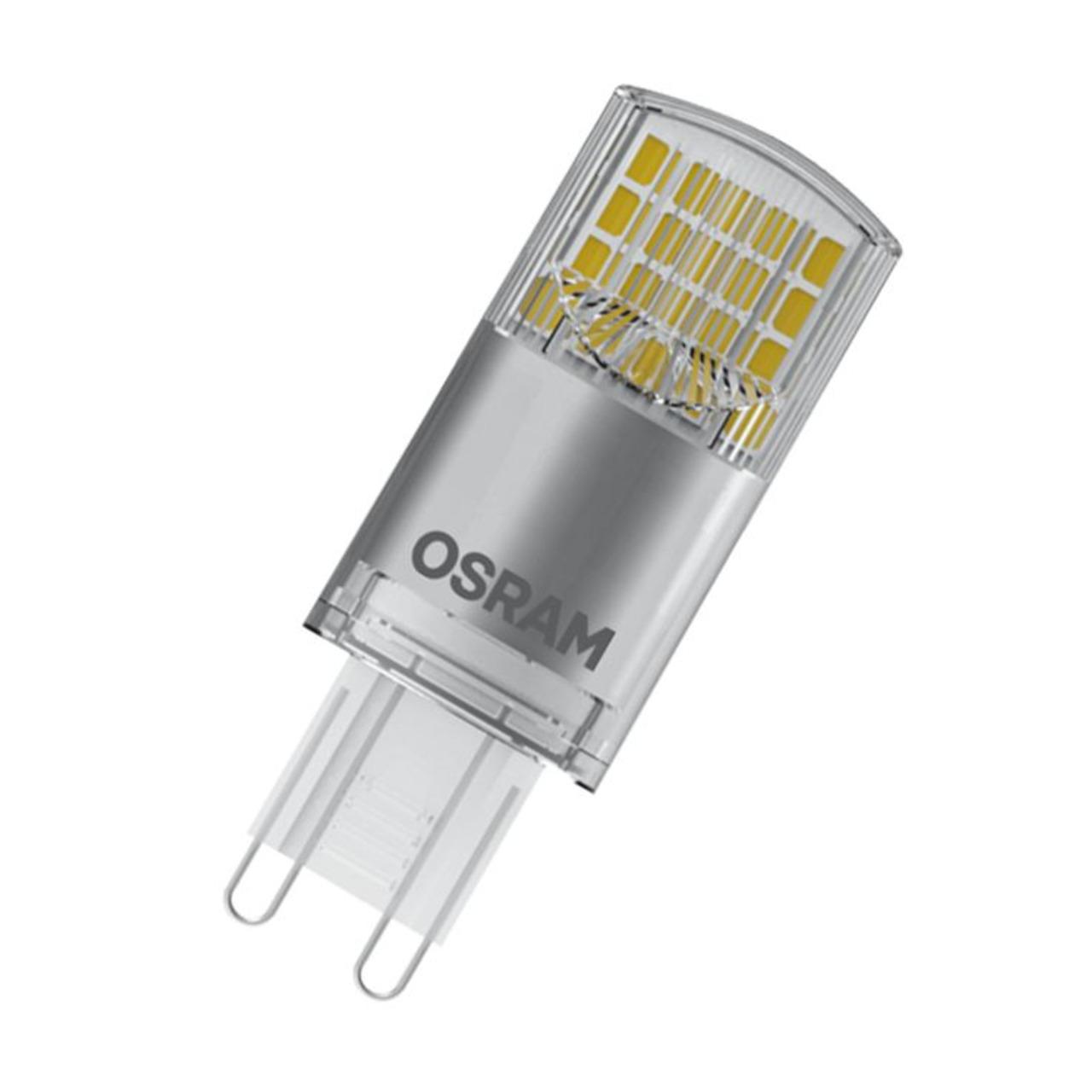 OSRAM 3-8-W-LED-Lampe T20- G9- 470 lm- neutralweiss