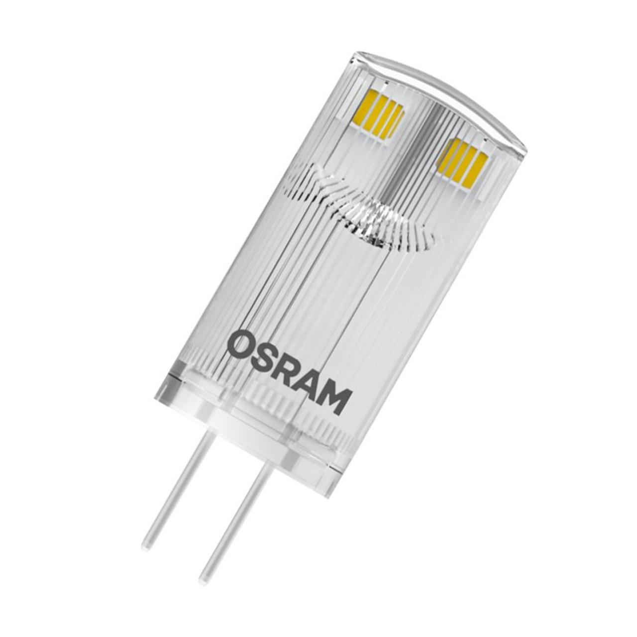 OSRAM 3er Set 1-8-W-LED-Lampe T13- G4- 200 lm- warmweiss- 12 V