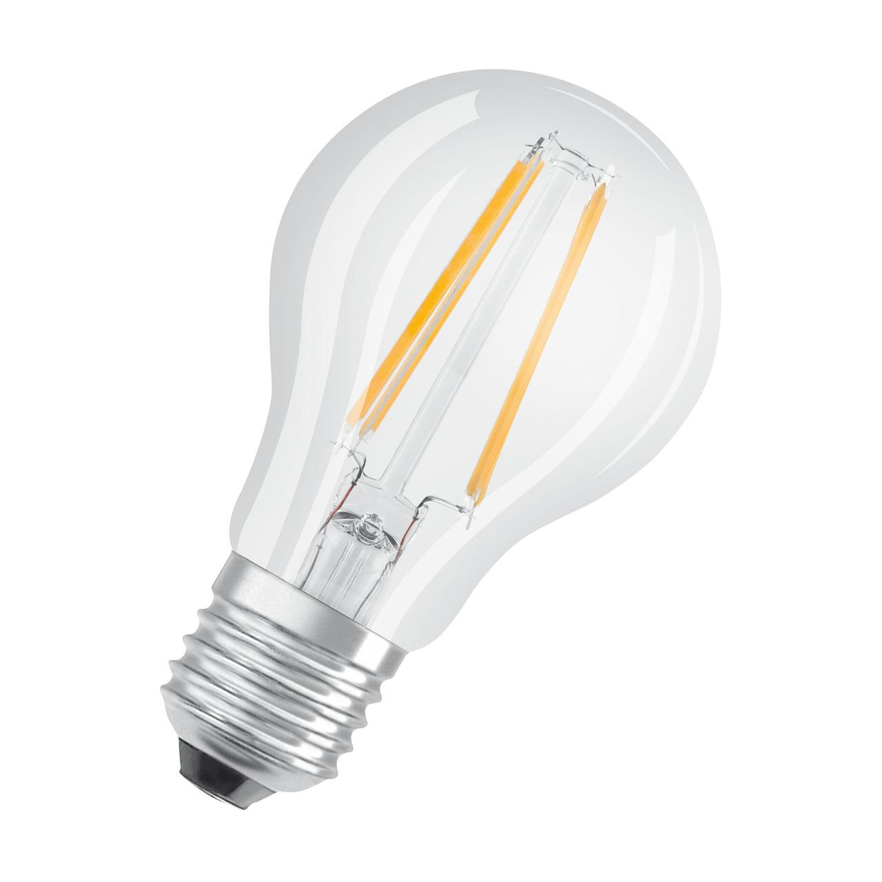 OSRAM 7-W-LED-Lampe A60- E27- 806 lm- warmweiss - neutralweiss- klar